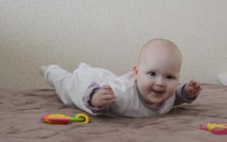 Развитие ребенка в 6 7 месяцев
