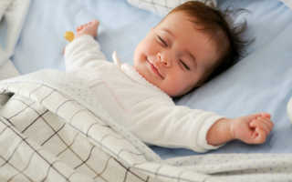 Ребенок не засыпает без укачивания