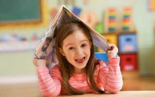 Развитие внимания у дошкольников