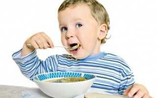Сколько весит ребенок в 3 года
