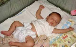 Сколько раз в день какает младенец