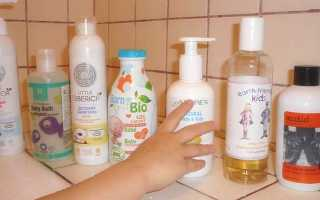 Пенка шампунь для младенца какая лучше