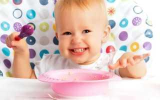 Чем можно кормить малыша в 7 месяцев
