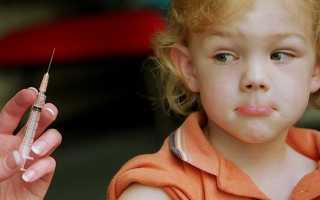 Сколько нельзя мочить манту у ребенка