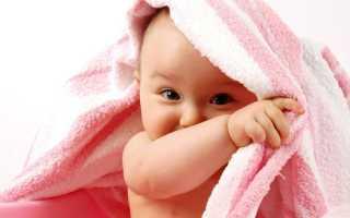 Можно ли купать малыша при кашле