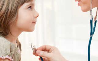 Пневмония симптомы у детей