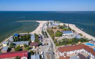 Где отдохнуть на азовском море с детьми