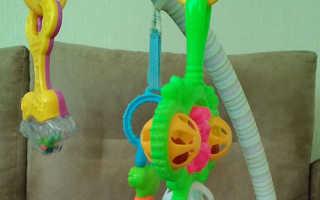 Какие игрушки в 4 месяца нужны малышу