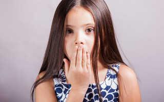 Почему у ребенка пахнет изо рта неприятно