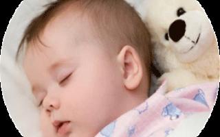 В каком положении должен спать грудничок