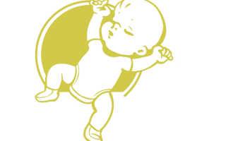 Каким должен быть ребенок в 2 месяца