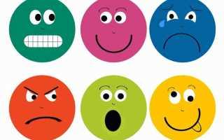 Эмоциональное развитие детей младшего дошкольного возраста