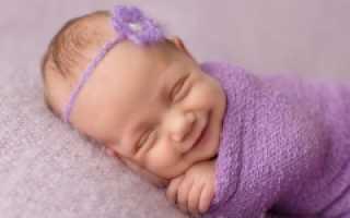 Младенец какие первые дни жизни изменения