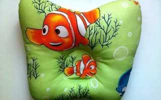 Подушка для малыша с какого возраста
