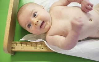 Сколько весит ребенок в 6 месяцев