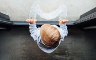 Двухлетний ребенок
