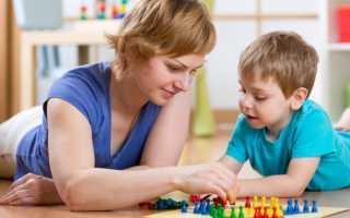 Развитие дошкольника