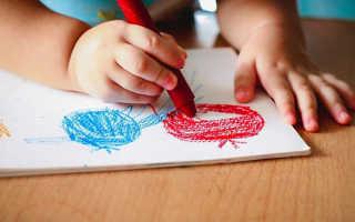 Развитие ребенка поэтапно