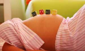 На каком сроке беременности шевелится малыш