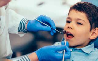 Какие зубы у детей постоянные