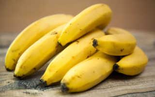 Когда можно дать банан грудничку на гв