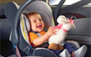 Можно ли перевозить ребенка на переднем сидении