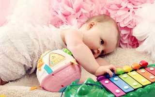 Психоэмоциональное развитие детей до года