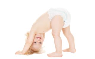 Развитие ребенка в 11 мес