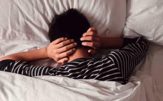 Ребенок плохо спит причины