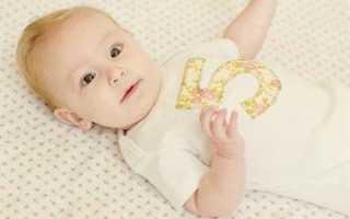 Умения ребенка в 5 месяцев