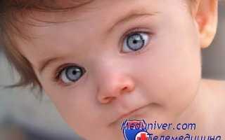 Глаза у родителей какие будут у ребенка