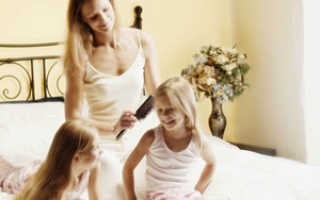 Почему у дочки медленно растут волосы