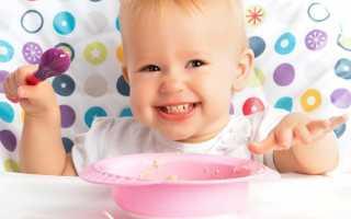 С какого возраста можно давать омлет малышу