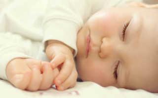 Развитие ребенка в 4 недели