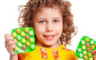 Витамины для ребенка 7 лет какие лучше