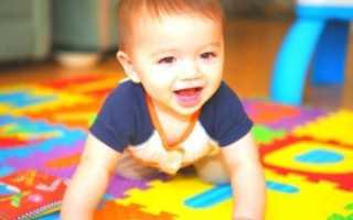 Ребенок 11 12 месяцев