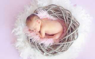 Первая неделя жизни ребенка
