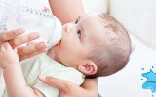 Со скольки месяцев можно козье молоко грудничку