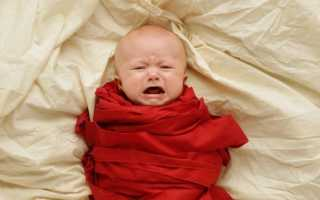 Ребенок плачет когда ест