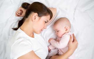 Сколько раз ребенок должен спать в день